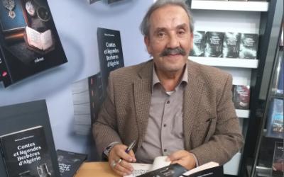 Mohamed Benmeddour « J'écris par un devoir de mémoire »