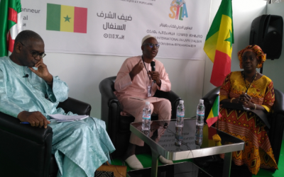 L'édition au Sénégal  Entre contraintes et espoir