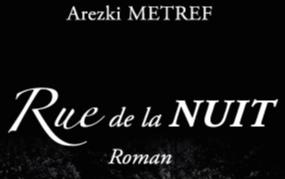Rue de la nuit : Arezki METREF